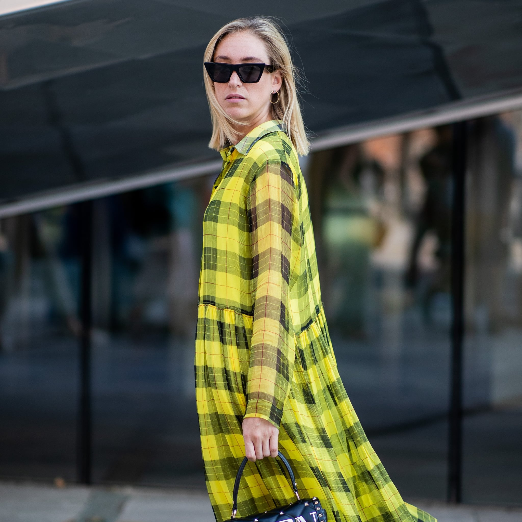 fed20cee4 Yellow Plaid Clothing Inspired by Clueless | POPSUGAR Fashion
