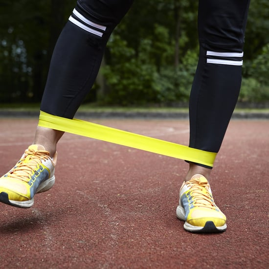 10-Minute Leg Workout With Resistance Bands
