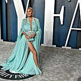 Chrissy Teigen at the Vanity Fair Oscars Afterparty 2020