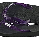 Locals Arch Support Purple Strap Slipper
