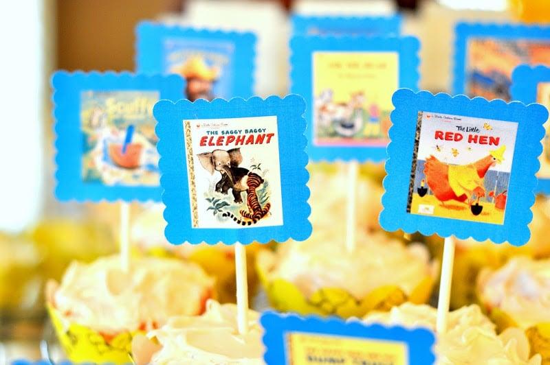 Little Golden Books Baby Shower Popsugar Family