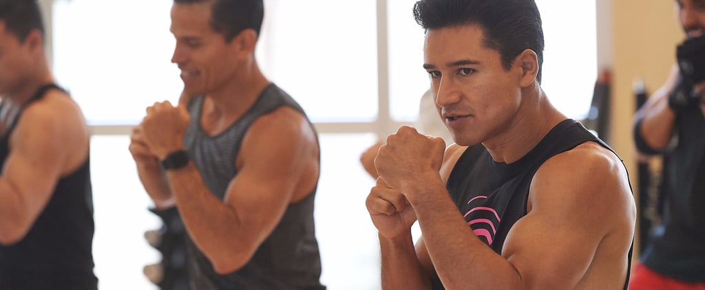 We Could Watch Mario Lopez Doing Zumba's New Workout All Damn Day