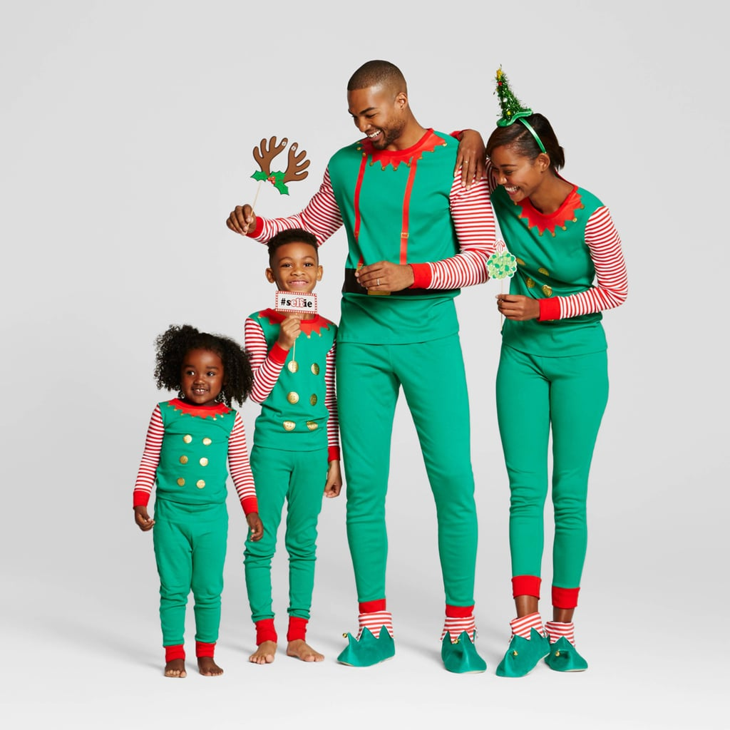 Matching Family Christmas Pajamas | POPSUGAR Moms