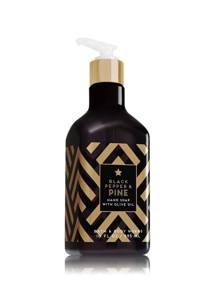 Bath Amp Body Works Black Pepper Amp Pine Hand Soap Best