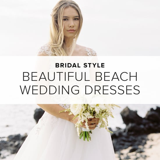 Best Beach Wedding Dresses | Shopping
