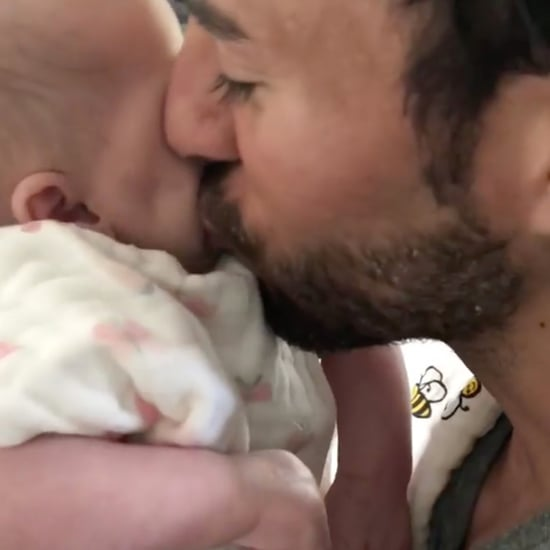 Enrique Iglesias Kissing His Daughter Video March 2018