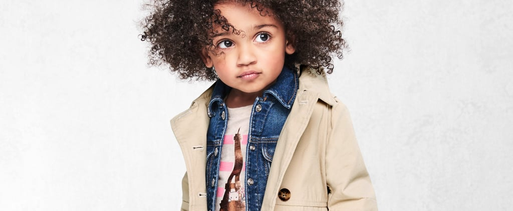 Gap's Disney Collection Will Dress Your Kids For the New Beauty and the Beast Film