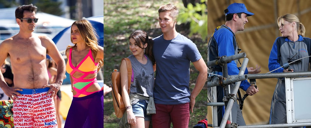 Modern Family Filming in Australia Pictures