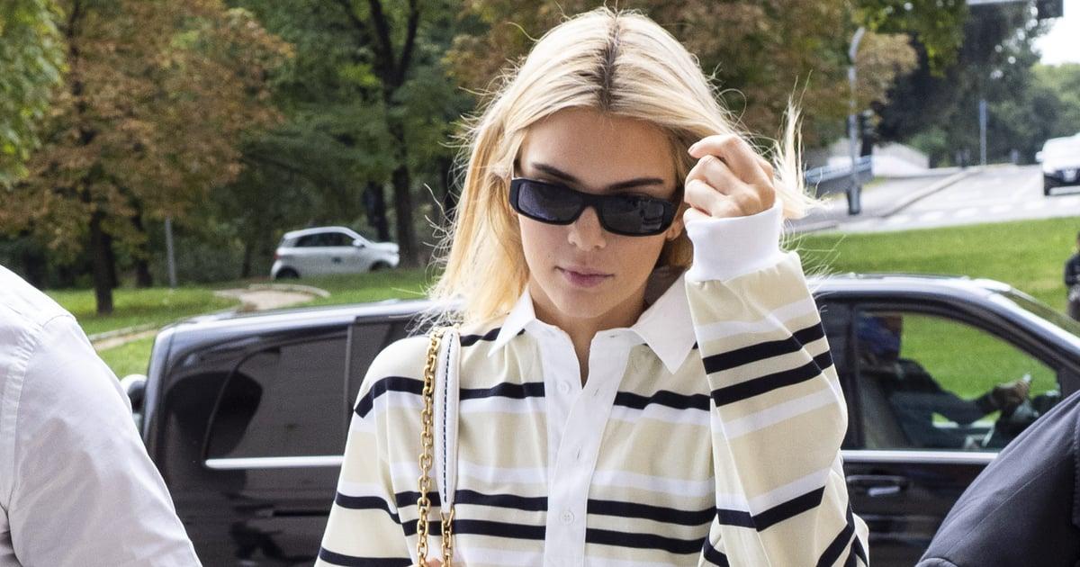 Kendall Jenner Made a Case For Birkenstocks, and Landed on Our Best Dressed List