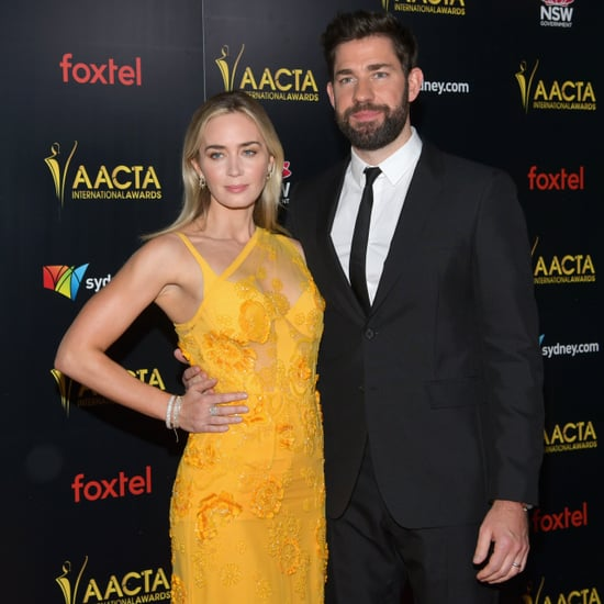 Emily Blunt and John Krasinski 2019 AACTA Awards Pictures