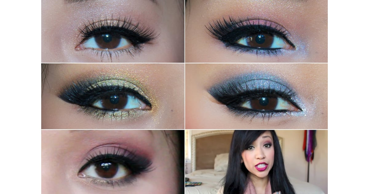 For Girls With Brown Eyes This Tutorial From Naturallybellexo Is