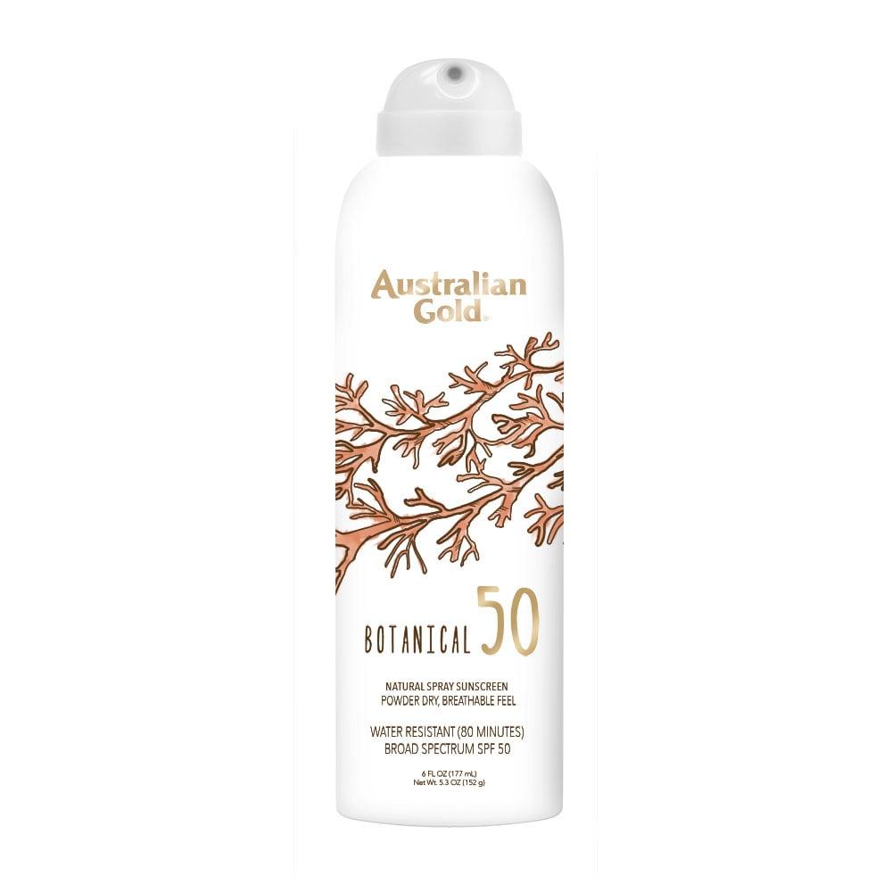 Australian Gold Botanical SPF 50 Natural Spray Sunscreen