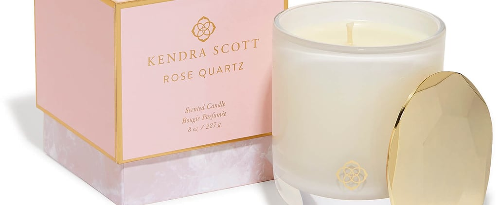 Kendra Scott Gemstone Candle Collection