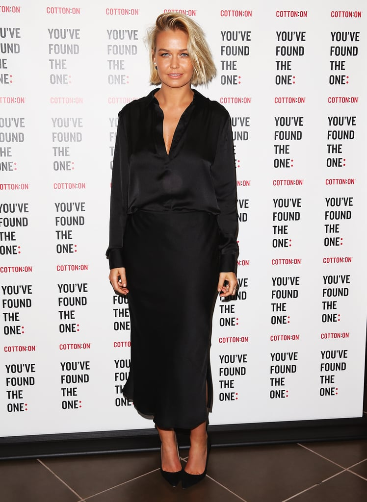 Lara Worthington at the Cotton On 'The One' Launch, 2014