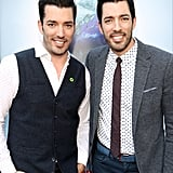 Drew Scott and Jonathan Scott: April 28