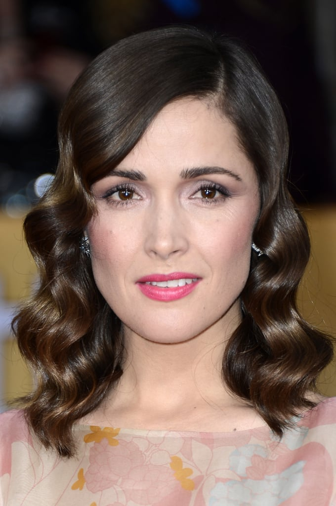 Surprising Pictures Of Rose Byrnes Hair And Makeup Looks Popsugar Beauty Short Hairstyles Gunalazisus