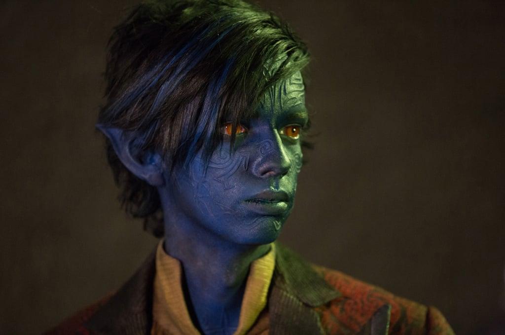 Kodi Smit-McPhee as Kurt Wagner/Nightcrawler