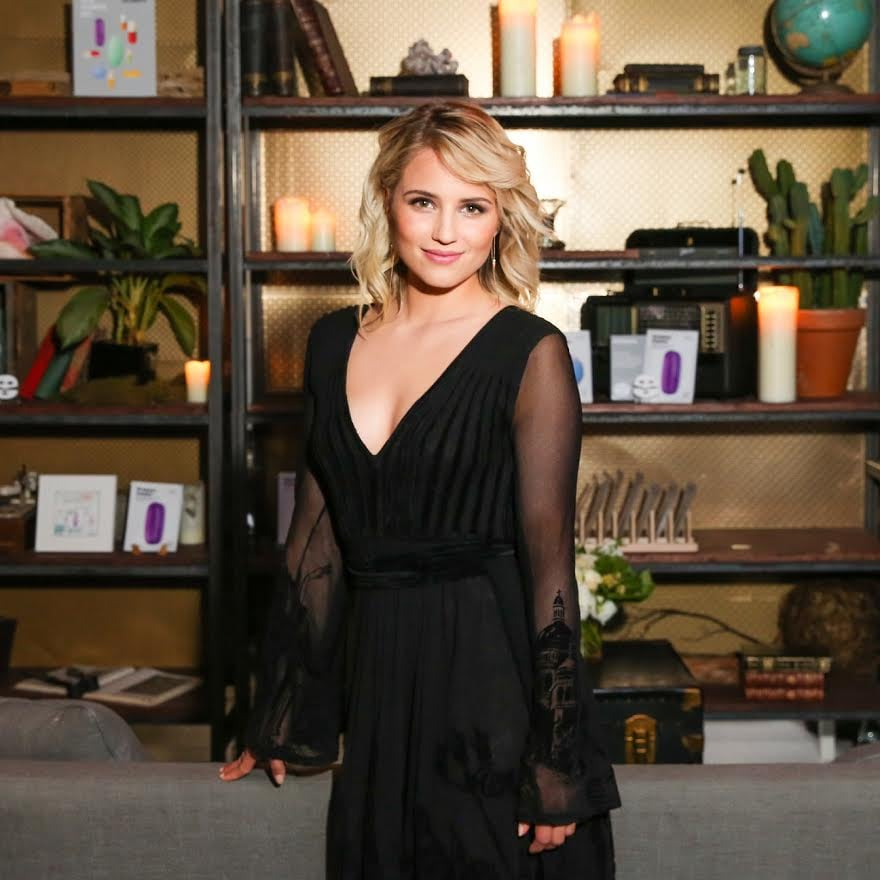 Dianna Agron Beauty Interview