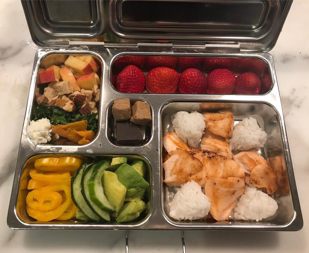 This Mom's First-Day-of-School Lunch Is Elaborate, but Her Reasoning Is So Smart