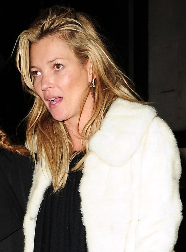 Kate Moss Hits the Town With Another One of Her Main Men