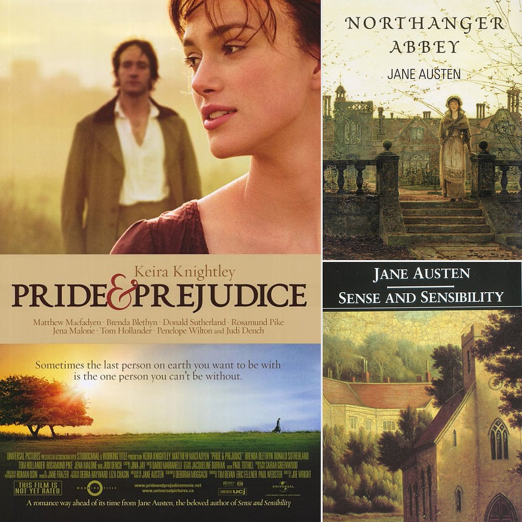 Jane Austen Are The Books Better Than The Movies Best Books For