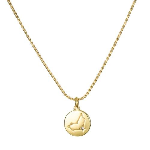 LC Lauren Conrad Zodiac Sign Necklace