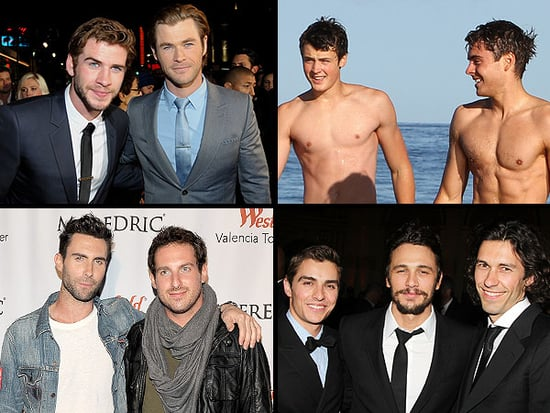 Who Are Hollywood's Sexiest Brothers?