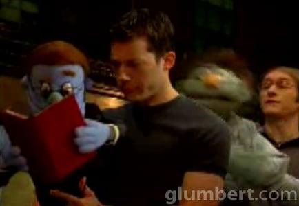 Muppets + Senator Craig = Awesome