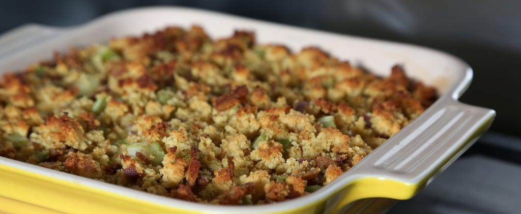 Cornbread and Bacon Dressing Recipe