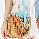 Rosa Mosa Willow 5 Round Basket Bag ($298)