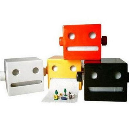 Robot Toilet Paper Holder