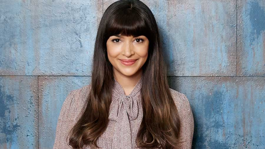 Confirm. Cece from new girl authoritative point