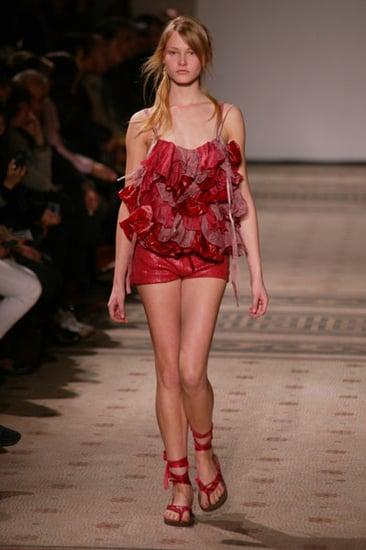 Paris Fashion Week: Moon Young Hee Spring 2009