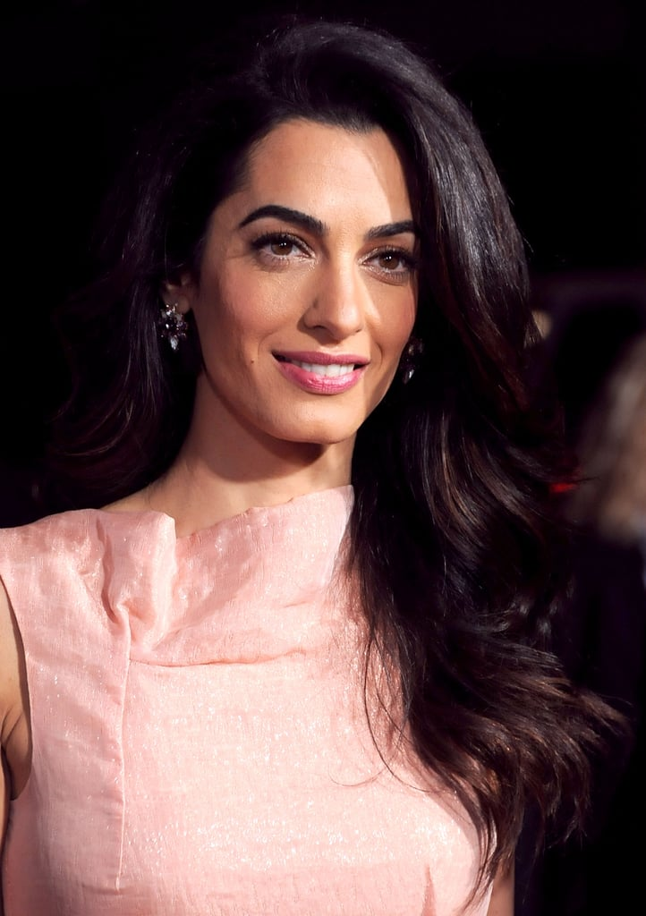 Amal Clooney Hair Makeup - Top Celebrity Hair Stylists