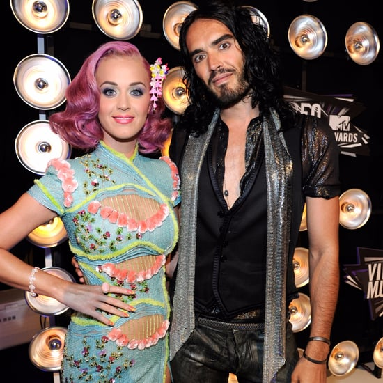 Russell Brand Talks About Katy Perry on John Bishop Show