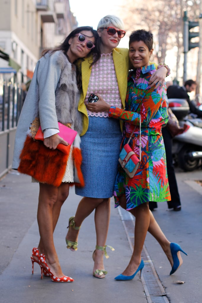 Street Style Trend: Pointy-Toe Pumps