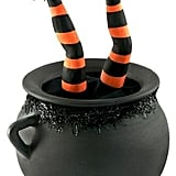 Animated Kicking Witch Legs