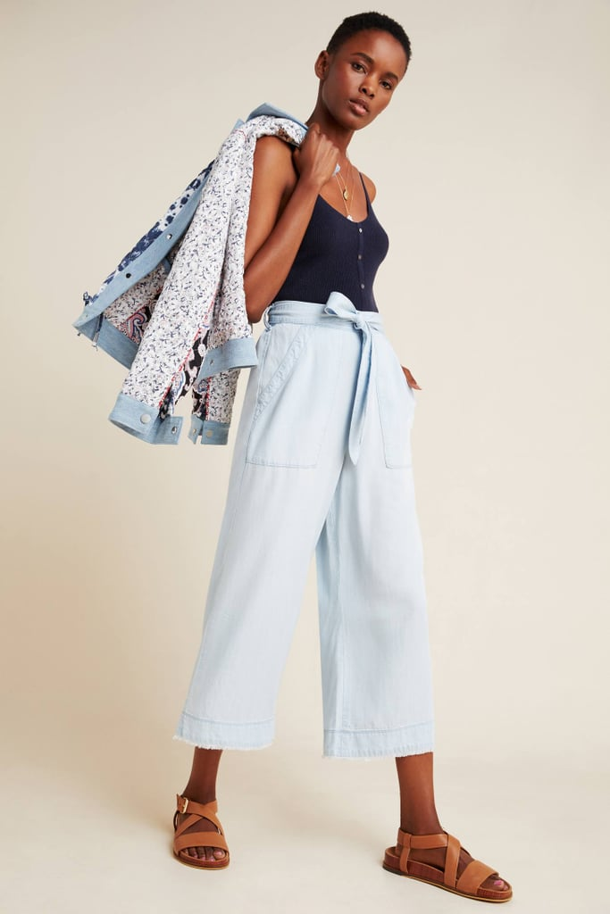 Most Stylish and Comfortable Pants From Anthropologie