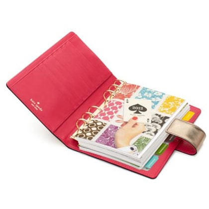 Best 2012 Planners