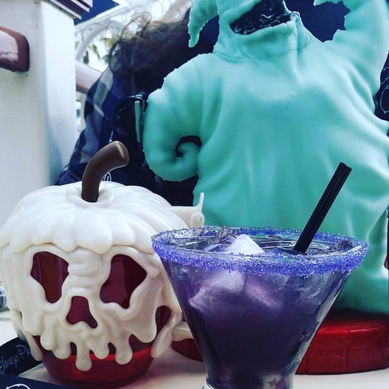 Disneyland Cove Bar Halloween Drink 2017