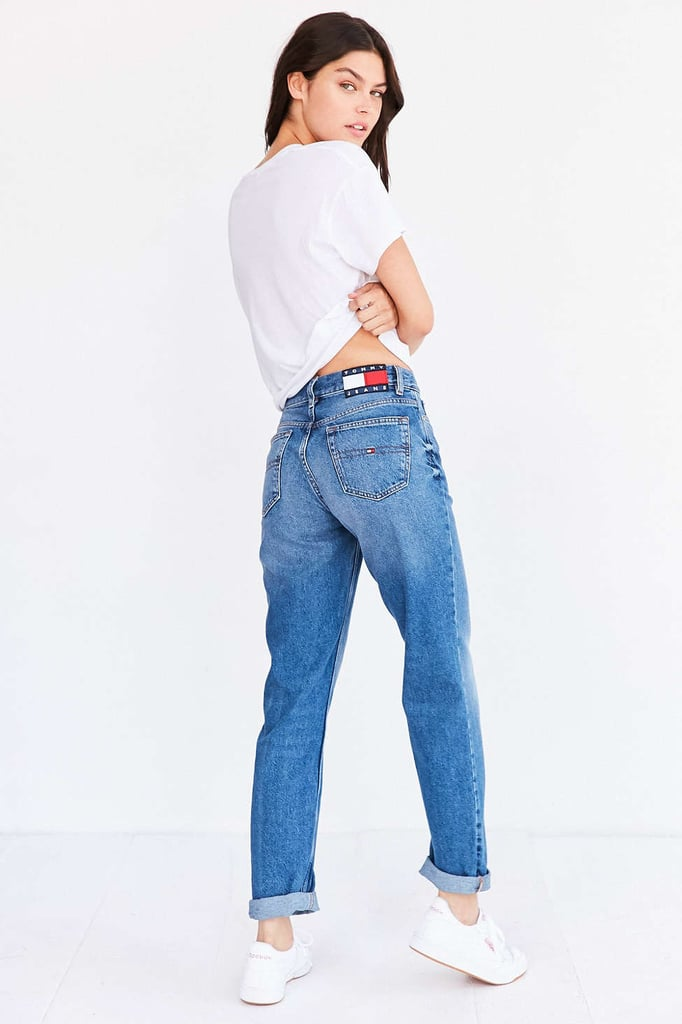 Famoso What Are Mom Jeans? | POPSUGAR Fashion YJ35