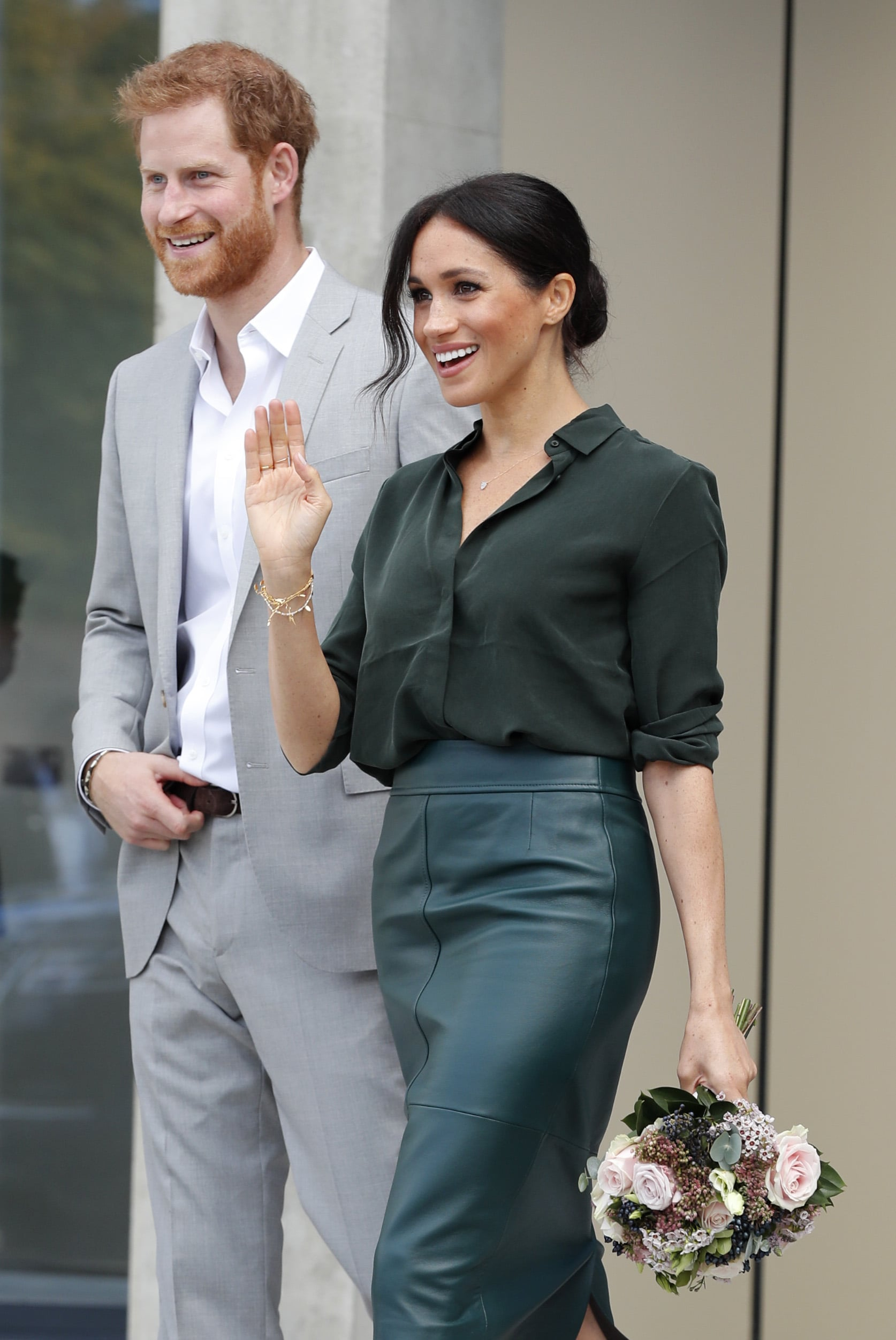 meghan markle cartier watch for daughter popsugar fashion meghan markle cartier watch for