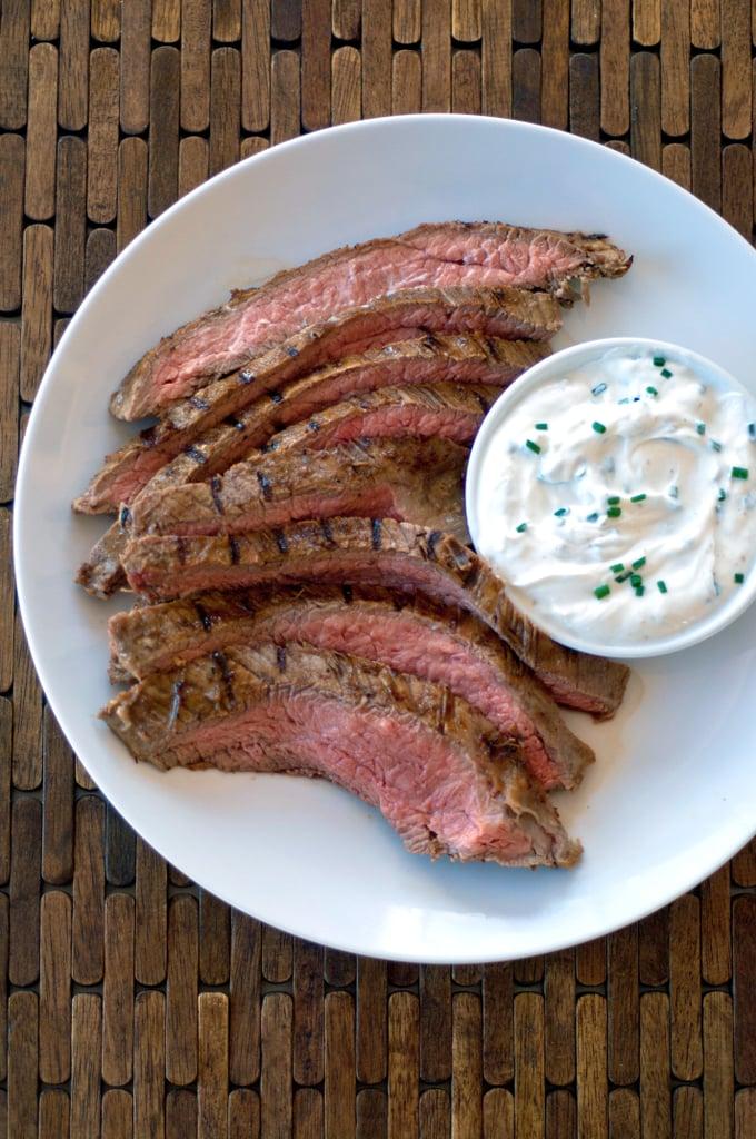 recipe: yogurt steak marinade [3]