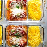 Baked Meatballs With Spaghetti Squash