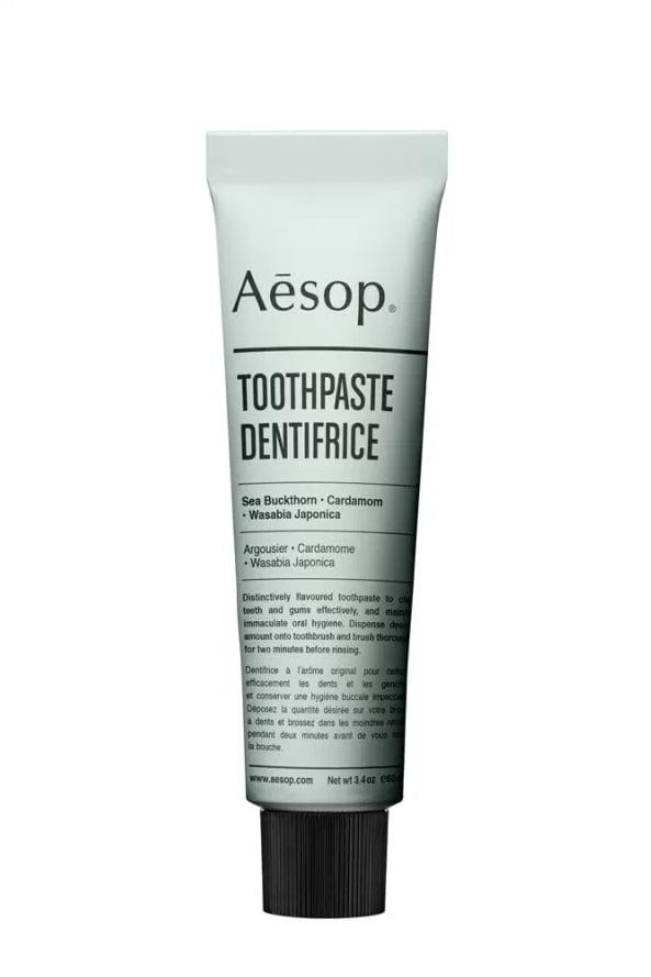 Aesop Wasabi Toothpaste