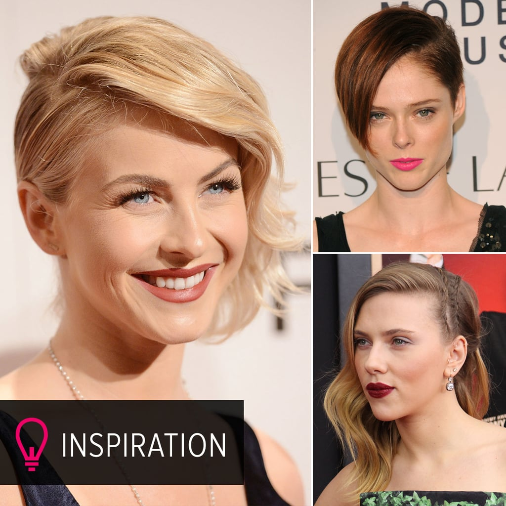 To the Left: 25 Sideswept Styles to Try This Season