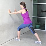 Calf and Soleus Stretch