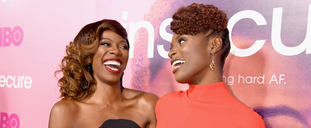 Issa Rae and Yvonne Orji's Friendship in Pictures