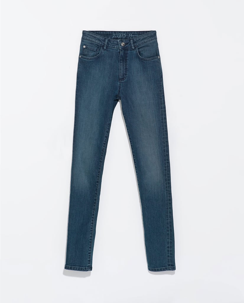 The High-Waisted Jeans