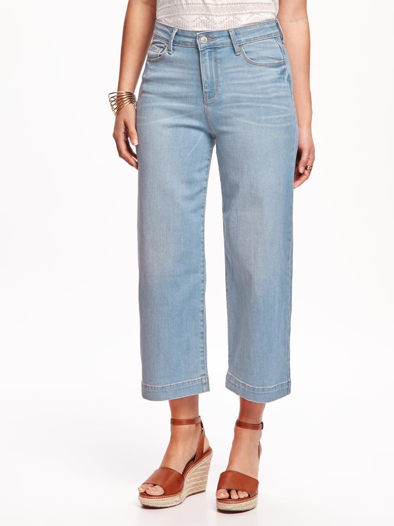 Cropped Jeans to Stay Right on Trend